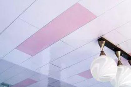 Панели ПВХ для потолков