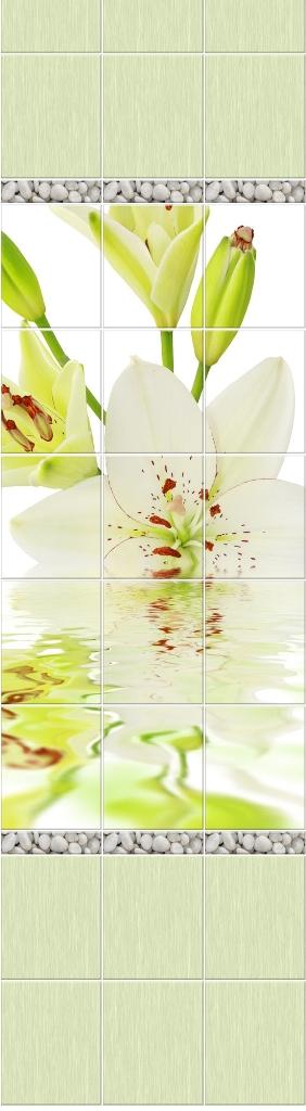 Панели пвх стеновые с цветами каталог цена